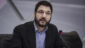 Ν. Ηλιόπουλος: Η επαναφορά των συλλογικών συμβάσεων είναι το πιο σημαντικό βήμα για εμάς