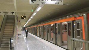 Έκλεισε ο σταθμός μετρό στο Μοναστηράκι λόγω ύποπτου αντικειμένου