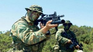 Προσλήψεις 1000 Οπλιτών Βραχείας Ανακατάταξης