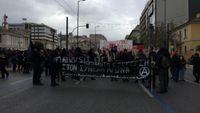 Απροσπέλαστο το κέντρο της Αθήνας-Ξεκίνησαν οι πορείες