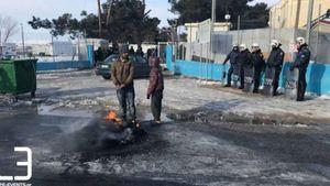 Θεσσαλονίκη: Σύλληψη 6 ατόμων μετά από τα επεισόδια στη δομή φιλοξενίας Διαβατών