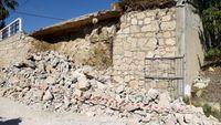 Ζάκυνθoς: Προσωρινά ακατάλληλα για χρήση 72 κτήρια