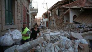Λέσβος: Σε ξενοδοχεία εγκαταστάθηκαν 232 κάτοικοι της Βρίσας