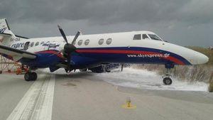 Τρόμος σε πτήση από Αθήνα προς Λήμνο