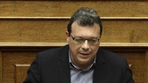 """Σ. Φάμελλος: """"Η ΝΔ δεν υπερασπίζεται τα εθνικά συμφέροντα"""""""