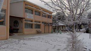 Κλειστά και αύριο σχολεία σε περιοχές της κεντρικής Μακεδονίας