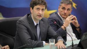 Κρίσιμες συναντήσεις στην Ουάσινγκτον για το ελληνικό χρέος
