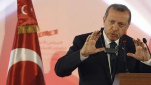 Ελληνικές ανησυχίες για την Τουρκία