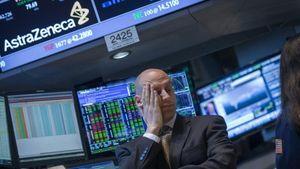 """""""Φρένο"""" στις ευρωαγορές μετά τις εκτιμήσεις του ΔΝΤ για την παγκόσμια ανάπτυξη"""