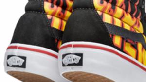 Vans: Αποτίει φόρο τιμής στο εικονικό σύμβολο της φλόγας του Thrasher Magazine