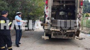 Συνελήφθη ο οδηγός του απορριμματοφόρου που τραυμάτισε θανάσιμα την υπάλληλο καθαριότητας