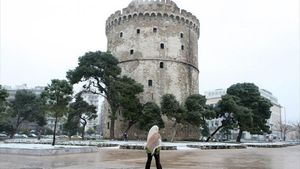 Δήμος Θεσσαλονίκης: Σε κατάσταση έκτακτης ανάγκης λόγω κακοκαιρίας
