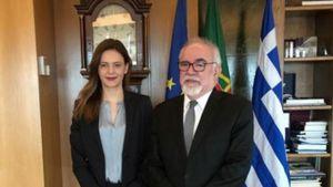 Τα εργασιακά στο επίκεντρο επαφών Αχτσιόγλου στην Πορτογαλία