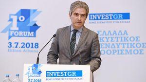Ανδρέας Γιαννόπουλος: Πάνω από 6 στους 10 CEOs δήλωσαν ότι προγραμματίζουν επενδύσεις στην Ελλάδα το 2019