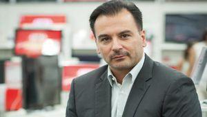 Δημήτρης Κατραβάς, ΜediaSaturn:Mια ελληνική εταιρία με γερμανικά κεφάλαια