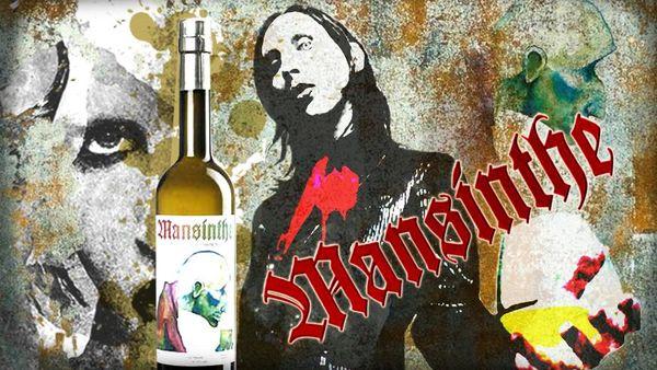 Οι business των stars: Ο έρωτας του Marilyn Manson με την «πράσινη νεράϊδα» έγινε επικερδής επιχείρηση
