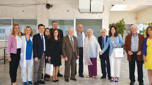 Αλίκη Περρωτή-Κωνσταντοπούλου: 40 χρόνια προσφοράς