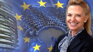 Ελίζα Βόζεμπεργκ: Το κρίσιμο διακύβευμα των ευρωεκλογών