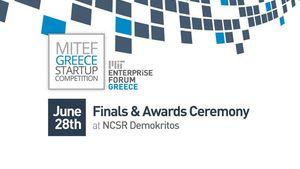 Οι 10 φιναλίστ του MITEF Greece Startup Competition
