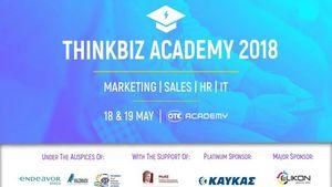 ThinkBiz: Έρχεται ένα ξεχωριστό 2ήμερο επιχειρηματικότητας