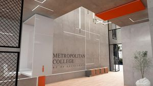 Νέα υπερσύγχρονα campuses για το Μητροπολιτικό Κολλέγιο σε Πειραιά και Αθήνα