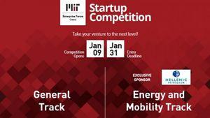 Χορηγία ΕΛΠΕ στον 5ο Διαγωνισμό MITEF Greece Startup Competition