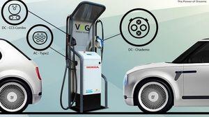 Honda: Επένδυσε σε τεχνολογία αμφίδρομης φόρτισης