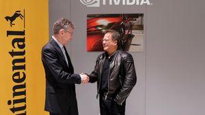 Continental & NVIDIA δημιουργούν συστήματα ΑΙ για αυτοκίνητα χωρίς οδηγό
