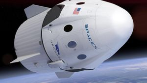 SpaceX: Εξασφάλισε χρηματοδότηση 350 εκατ. δολαρίων