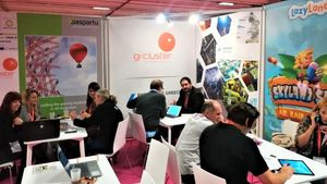 gi-Cluster: Τα ελληνικά βιντεοπαιχνίδια «έλαμψαν» στη Πόλη του Φωτός