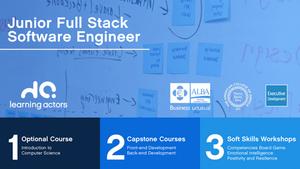 Alba: Πρόγραμμα εκπαίδευσης για πτυχιούχους STEM και νέους προγραμματιστές