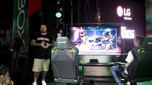 LG: Χρυσός χορηγός στο Xbox Arena Festival