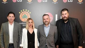LG: Ανανέωση συνεργασίας με ΚΑΕ Παναθηναϊκός