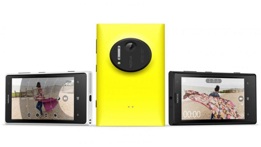 Nokia Lumia 1020: Πηγή έμπνευσης