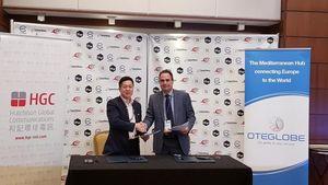 OTEGLOBE: Συνεργασία με Hutchison Global για τη διασύνδεση Ασίας-Ευρώπης