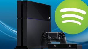 Συνεργασία Sony Network Entertainment με Spotify
