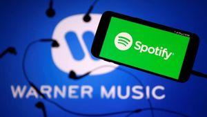 Spotify: Ανανέωση συνεργασίας με τη Warner Music