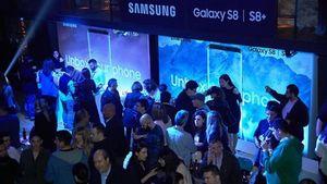 Samsung: Παρουσίασε το Galaxy S8 στην ελληνική αγορά