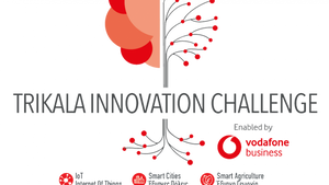 Διαγωνισμός καινοτομίας Δήμου Τρικκαίων και Vodafone