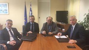 ΕΕΤΤ: Υπογραφές με ΟΤΕ, Vodafone, Wind για τις ραδιοσυχνότητες