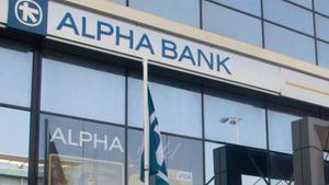 Alpha Bank: Θετικές οικονομικές εξελίξεις περιορίζουν την αβεβαιότητα από το πολιτικό σκηνικό