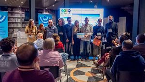 ChArGED: Βράβευση καινοτόμου λογισμικού για κινητές συσκευές