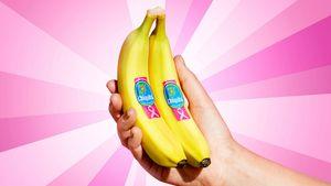 Chiquita: Oι μπανάνες ντύθηκαν ροζ για καλό σκοπό