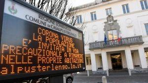 Κορονοϊός: Στα 2.041 τα επιβεβαιωμένα κρούσματα στην Ιταλία