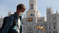 Σε καραντίνα και επίσημα ολόκληρη η Μαδρίτη