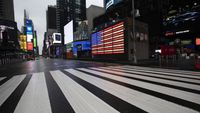 Νέα Υόρκη: Επιβεβαιώθηκαν 6.400 κρούσματα σε ένα 24ωρο