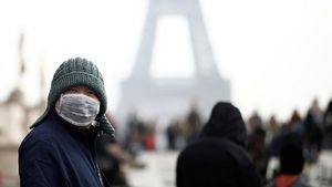 Lockdown: Άδειες από κόσμο οι λεωφόροι στο Παρίσι
