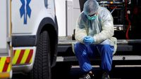 Κορονοϊός: Σχεδόν 870.000 οι νεκροί σε όλο τον κόσμο