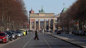 Βουτιά-ρεκόρ 58% για τον τουρισμό στο Βερολίνο