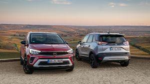"""Νέο Opel Crossland: Κάτι πολύ περισσότερο από ένα όμορφο """"πρόσωπο"""""""